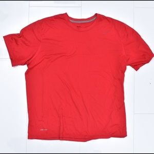 men's nike dri-fit shirt jersey drifit